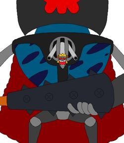 Babywings Hombre-Arma