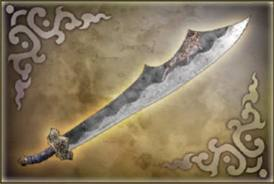 La Espada Blade of Darkness de Daegon