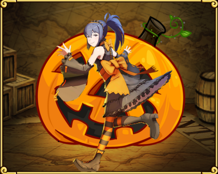 Meredy Lady Halloween OPFTC