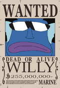 Willy recompensa