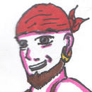 Bert Buster portrait