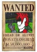 Jonathan Wanted