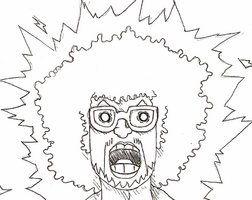 Squirt afro