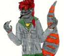 Fruta Toka Toka: modelo Monstruo de Gila