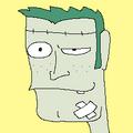 Zombieman portrait