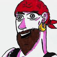 Bert Post portrait