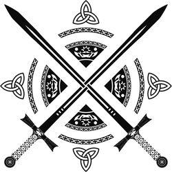 Símbolo de el Clan de las Sombras