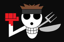 Jolly Roger Aguas Estancadas