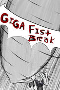 Giga left break
