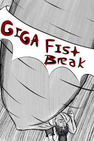 Giga left break