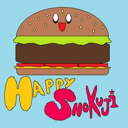 Happy Shokuji logo