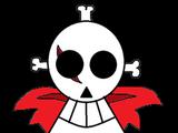 Piratas Pañuelo rojo