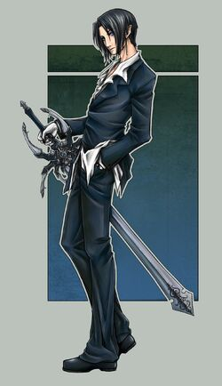 Amadeus Aohashi (Espadachin)