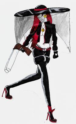 Angelique Avenger