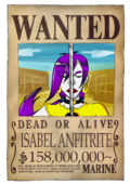 Wanted Isabel post