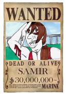 Samir Wanted
