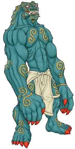 Jack en forma titan