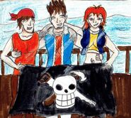 Piratas Carpinteros