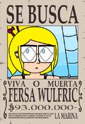Fersa Wulfric Wanted
