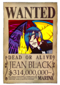 Wanted Jean post