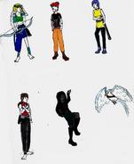 Bocetos vestuario 2