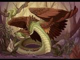 Fruta Hebi Hebi: Modelo Serpiente Emplumada