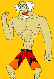 Kodin luchador