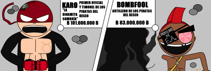 Karo y Bombfool