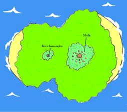 Bigreen mapa