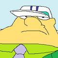 Vicealmirante Dan portrait