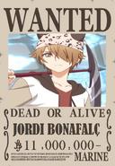 Jordi primera recompensa