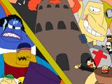 Saga del Pirata Maldito/Arco de Isla Templo