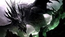 Rey Dragon Oscuro
