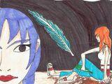 Saga del South Blue(Piratas del Ave Azul)/Arco de los Bares y los Cuarteles