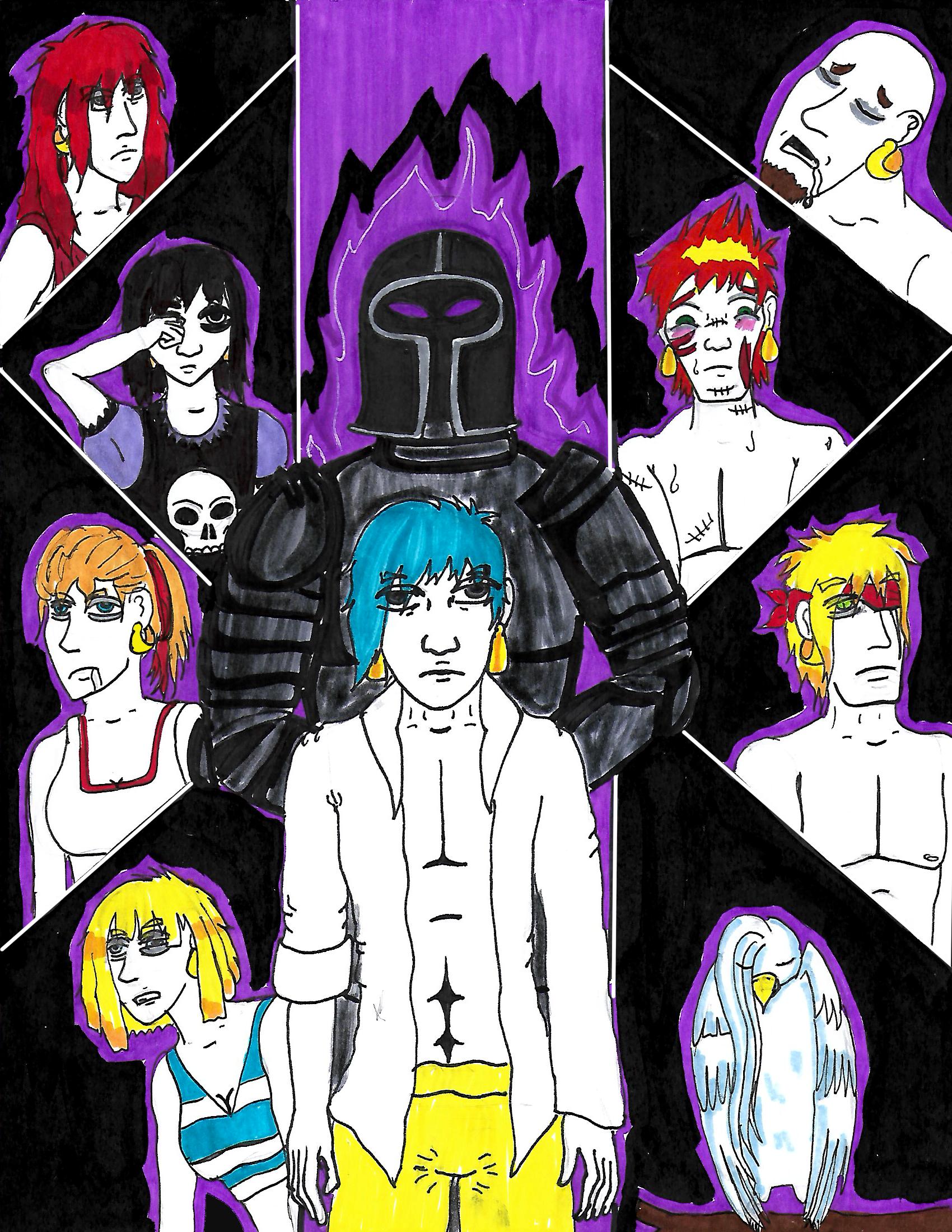 Saga de los Monstruos/Arco de los Fantasmas | One Piece Fanon ...