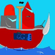 Red Mechanical Assassin
