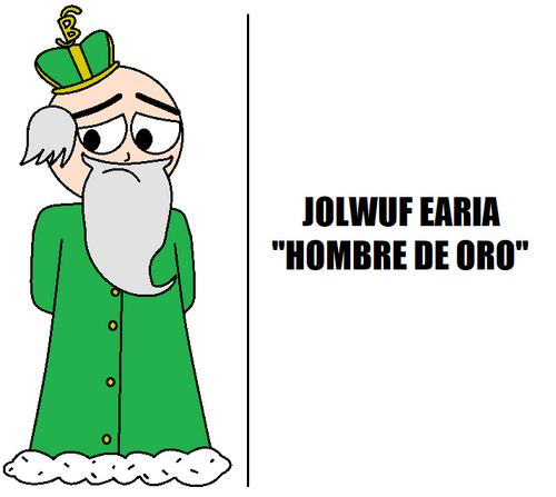 Jolwuf malvado