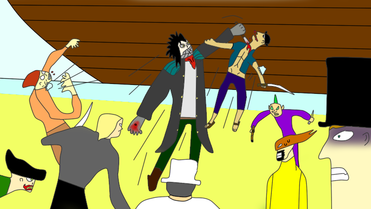Athan vs piratas