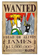 James Wanted