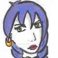 Isabel Anfitrite portrait
