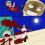 Mil Tiburones de Sangre