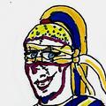 Anubis portrait