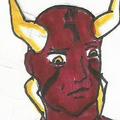 Aztatl portrait