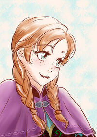 Anna de mayor