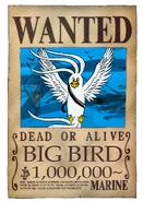 Wanted Big Bird post