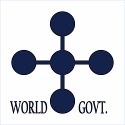 Gobierno Mundial bandera