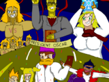 Saga del Doble Conflicto/Los Orokamono: Gold