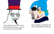 Gara y los caps