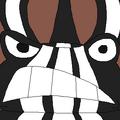 Colossus Beetle portrait