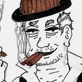 Choc Cigar portrait